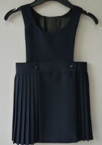 Bib Pinafore Dress